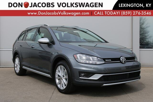 2019 Volkswagen Golf Alltrack TSI S 4Motion Lexington KY