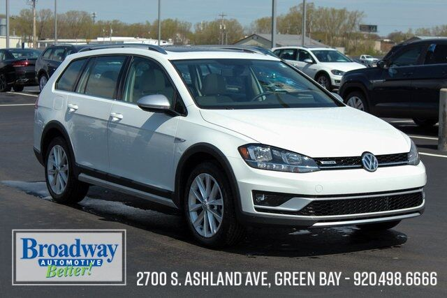 2019 Volkswagen Golf Alltrack TSI SE 4Motion Green Bay WI