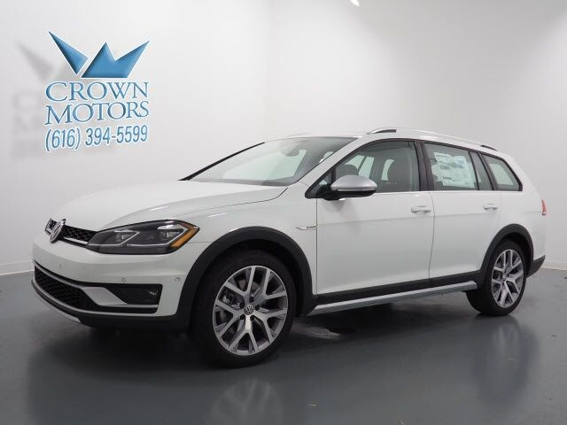 2019 Volkswagen Golf Alltrack TSI SE 4Motion Holland MI