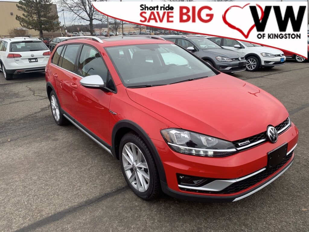 2019_Volkswagen_Golf Alltrack_TSI SE 4Motion_ Kingston NY