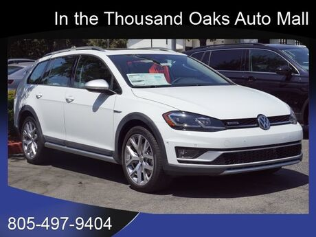2019 Volkswagen Golf Alltrack TSI SE 4Motion Thousand Oaks CA