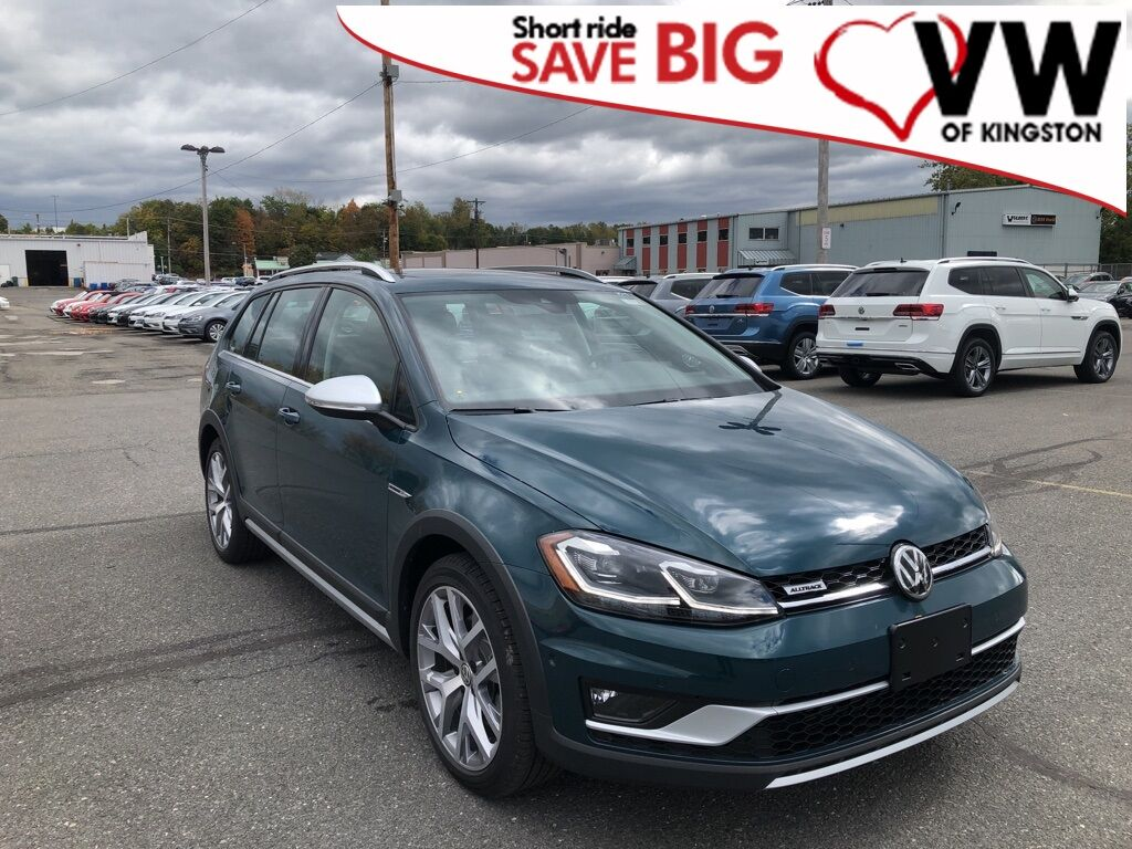 2019_Volkswagen_Golf Alltrack_TSI SEL 4Motion_ Kingston NY