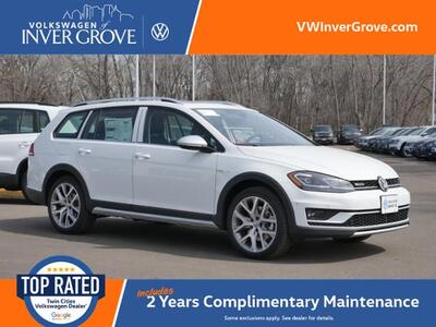 2019_Volkswagen_Golf Alltrack_TSI SEL AWD_ Inver Grove Heights MN