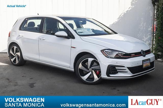 2019 Volkswagen Golf GTI 2.0T Autobahn Manual Santa Monica CA
