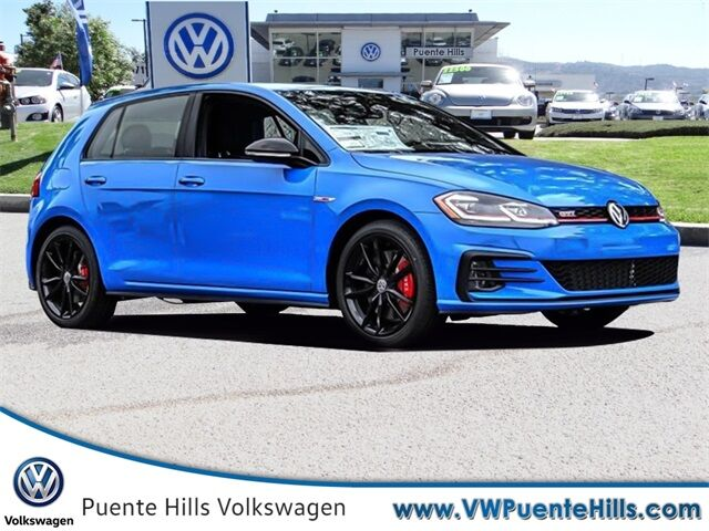 2019 Volkswagen Golf GTI 2.0T Rabbit Edition City of Industry CA