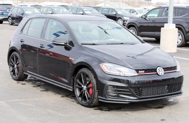 2019 Volkswagen Golf GTI 2.0T Rabbit Edition Green Bay WI