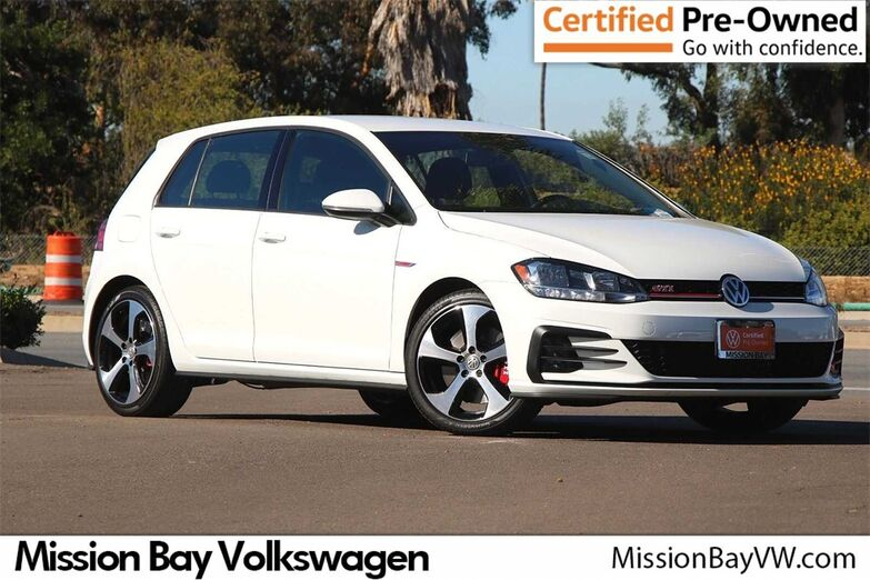 2019 Volkswagen Golf GTI 2.0T S DRIVER ASSIST PACKAGE San Diego CA