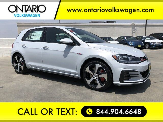 2019 Volkswagen Golf GTI 2.0T S Manual Ontario CA