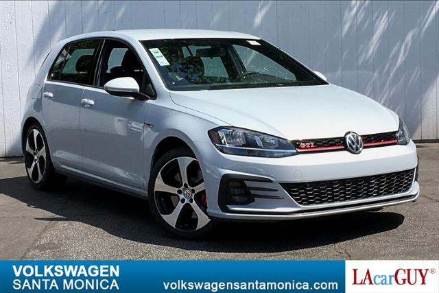 2019 Volkswagen Golf GTI 2.0T S Manual Santa Monica CA