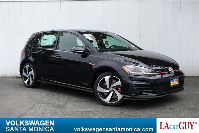 2019_Volkswagen_Golf GTI_2.0T SE DSG_ Santa Monica CA