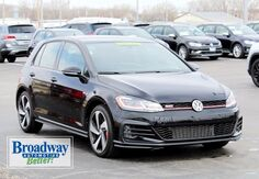 2019_Volkswagen_Golf GTI_2.0T SE_ Green Bay WI