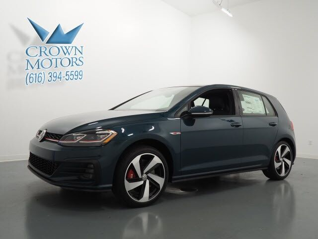 2019 Volkswagen Golf GTI 2.0T SE Holland MI