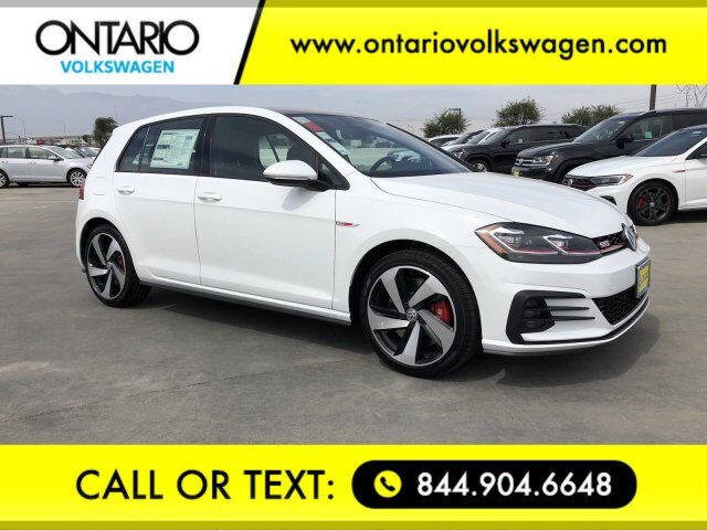2019 Volkswagen Golf GTI 2.0T SE Manual Ontario CA