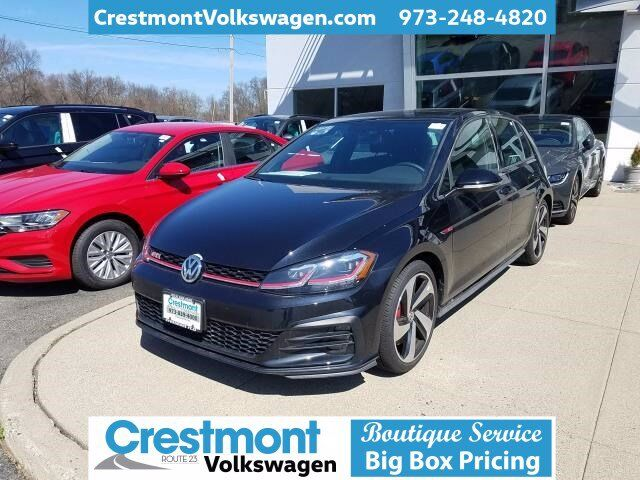 2019 Volkswagen Golf GTI 2.0T SE Manual Pompton Plains NJ