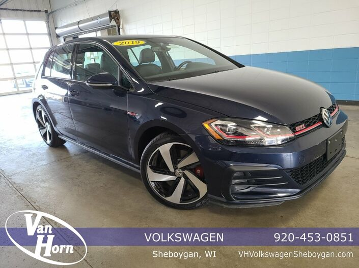 2019 Volkswagen Golf GTI 2.0T SE Milwaukee WI