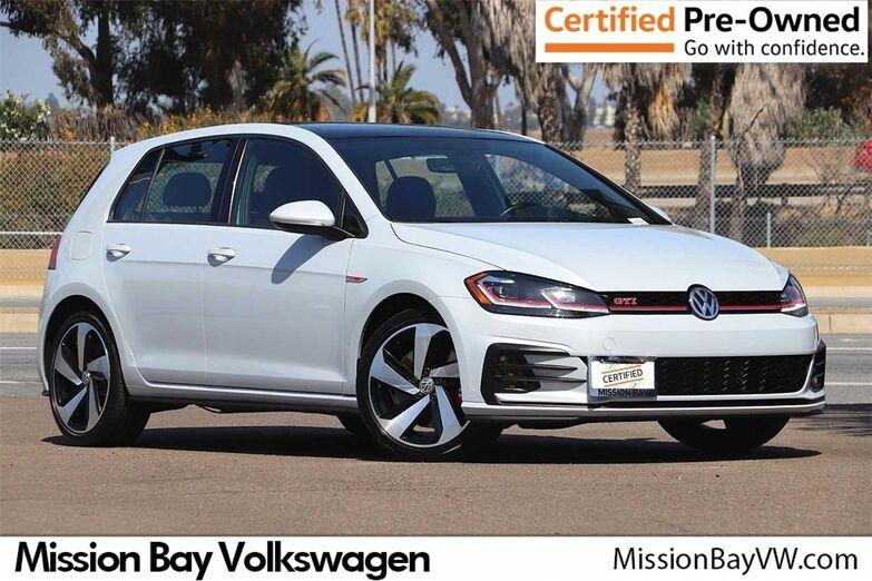 2019 Volkswagen Golf GTI 2.0T SE San Diego CA