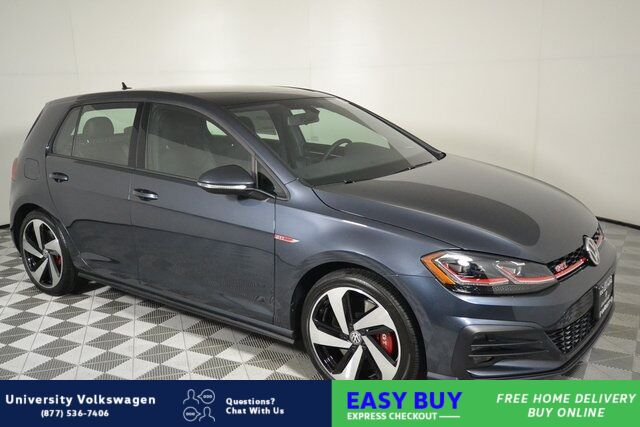 2019 Volkswagen Golf GTI 2.0T SE Seattle WA