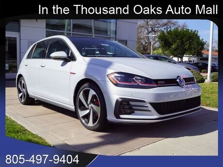 2019 Volkswagen Golf GTI Autobahn Thousand Oaks CA