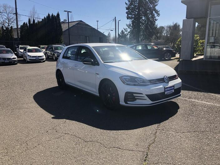 2019 Volkswagen Golf GTI Rabbit Edition McMinnville OR