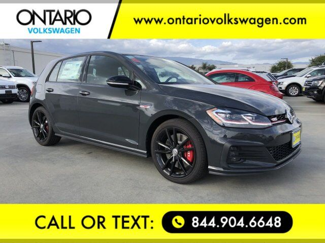 2019 Volkswagen Golf GTI Rabbit Edition Ontario CA