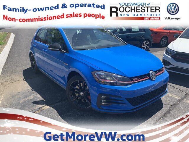 2019 Volkswagen Golf GTI Rabbit Edition Rochester NH