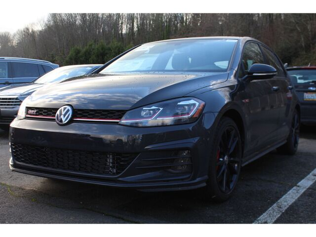 2019 Volkswagen Golf GTI Rabbit Edition Seattle WA