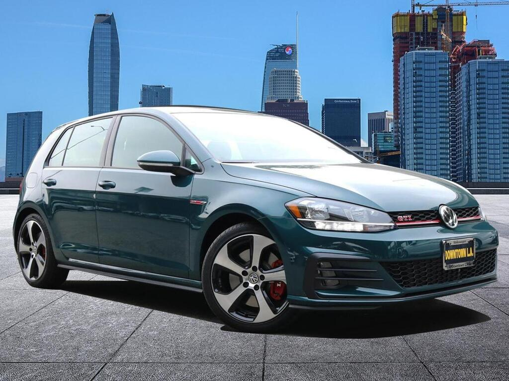 2019 Volkswagen Golf GTI S Los Angeles CA