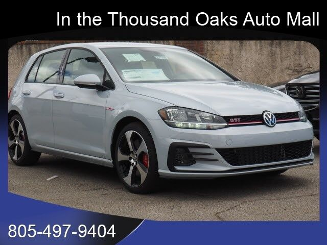 2019 Volkswagen Golf GTI S Thousand Oaks CA