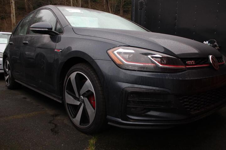 2019 Volkswagen Golf GTI SE 6speed Manual Seattle WA