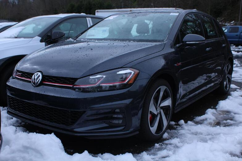 2019 Volkswagen Golf GTI SE 6speed & Experience Package Seattle WA