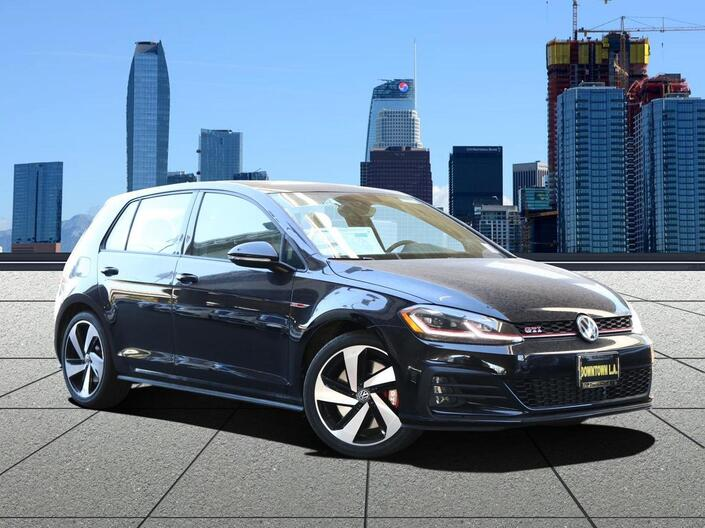 2019 Volkswagen Golf GTI SE Los Angeles CA
