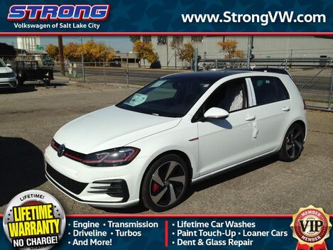 2019_Volkswagen_Golf GTI_SE_ Salt Lake City UT