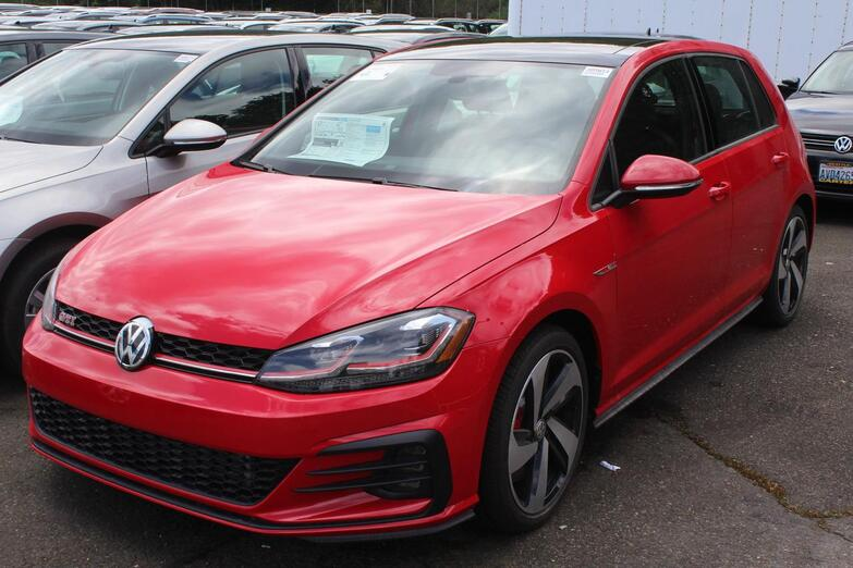 2019 Volkswagen Golf GTI SE Seattle WA