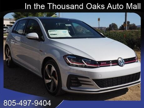 2019 Volkswagen Golf GTI SE Thousand Oaks CA