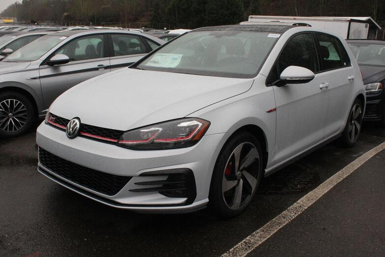 2019 Volkswagen Golf GTI SE W/ EXPERIENCE PACKAGE Seattle WA