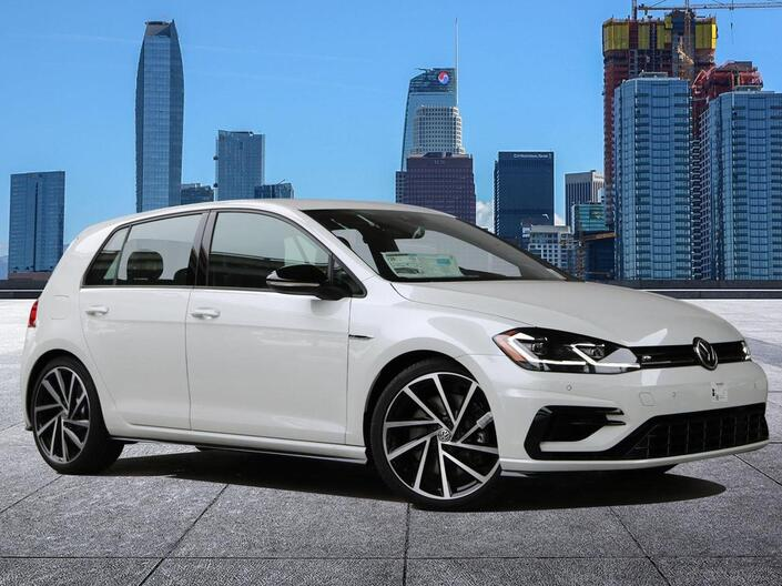 2019 Volkswagen Golf R  Los Angeles CA