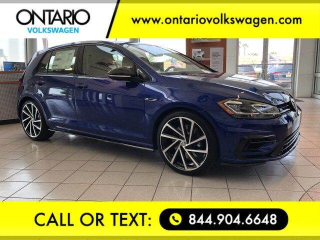 New Volkswagen Golf R Ontario CA