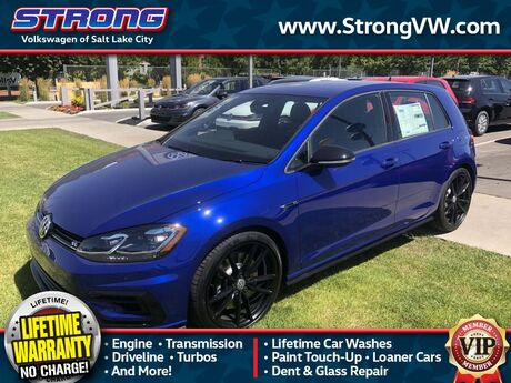 2019 Volkswagen Golf R 2.0T W/ DCC & NAV Salt Lake City UT