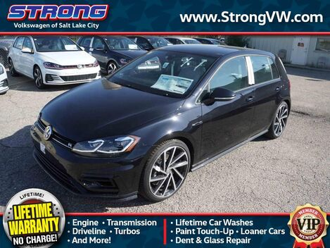 2019_Volkswagen_Golf R_2.0T W/ DCC & NAV_ Salt Lake City UT