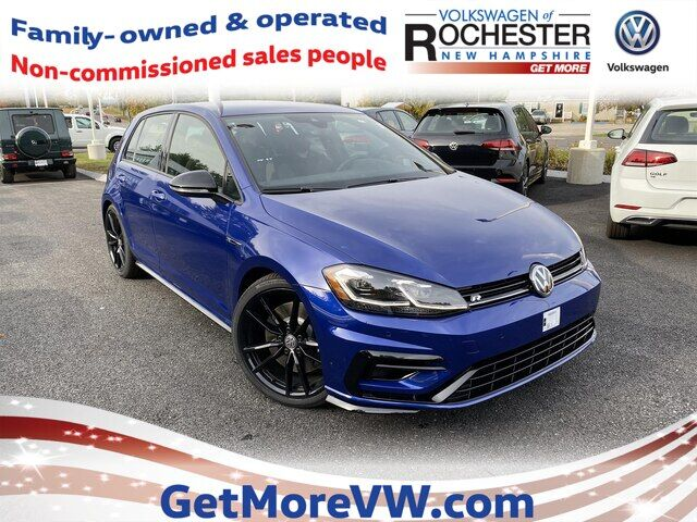2019 Volkswagen Golf R 2.0T w/DCC & Navigation Rochester NH