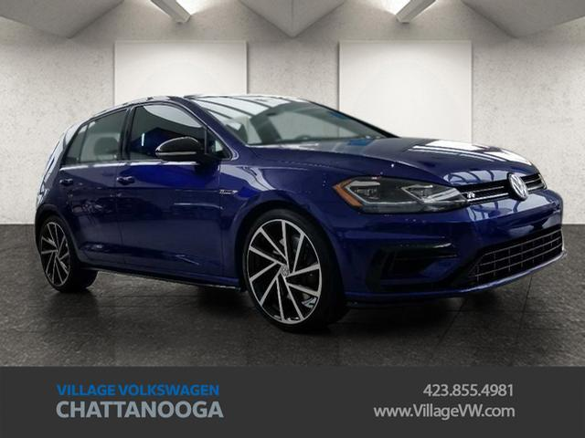 2019 Volkswagen Golf R DCC & Navigation 4Motion Chattanooga TN