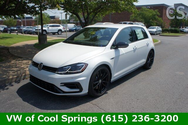 2019 Volkswagen Golf R DCC & Navigation 4Motion Franklin TN