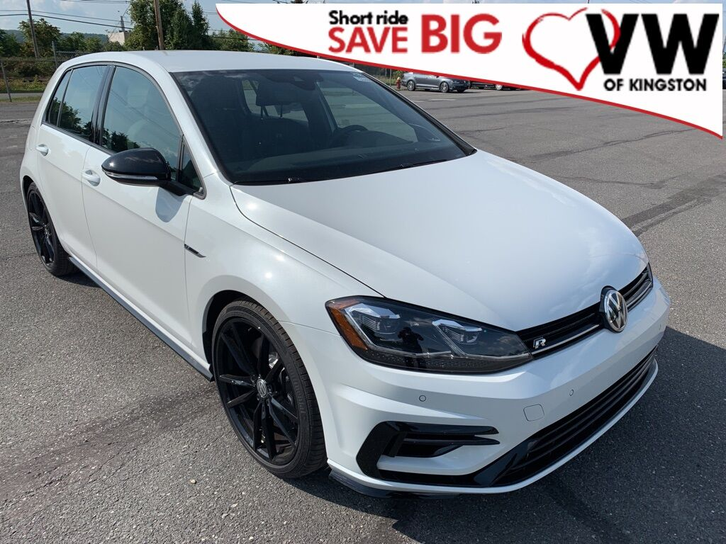 2019_Volkswagen_Golf R_DCC & Navigation 4Motion_ Kingston NY