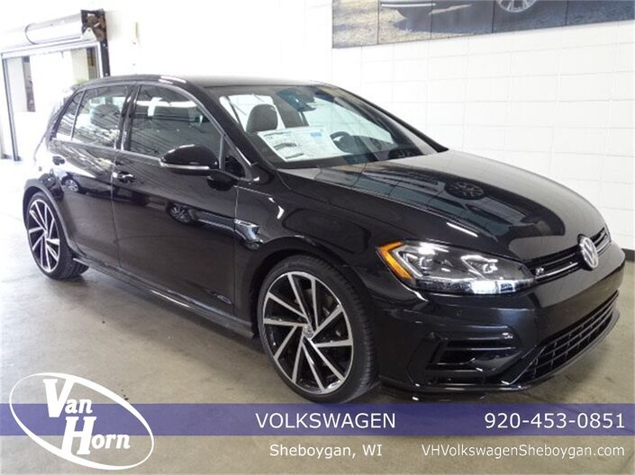 2019 Volkswagen Golf R DCC & Navigation 4Motion Plymouth WI