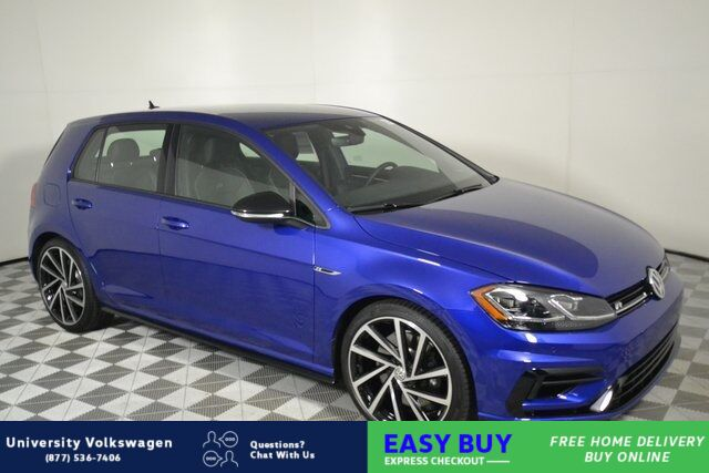 2019 Volkswagen Golf R DCC & Navigation 4Motion Seattle WA