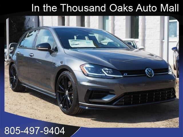 2019 Volkswagen Golf R w/DCC and Navigation Thousand Oaks CA