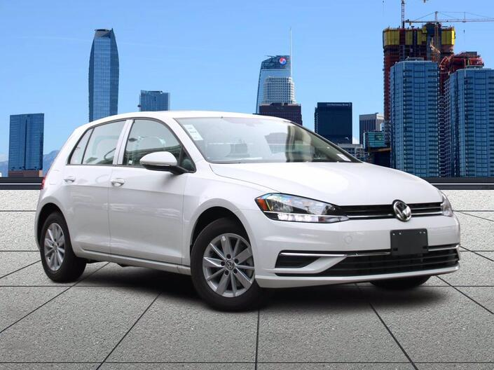 2019 Volkswagen Golf S Los Angeles CA