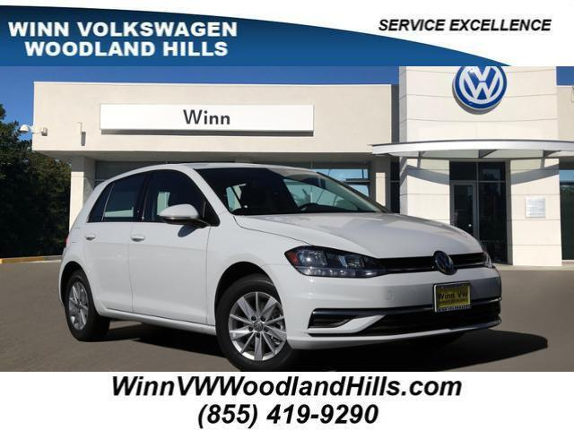 2019 Volkswagen Golf S