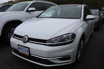 Volkswagen Golf SE-6-SPEED MANUAL W/ DRIVERS ASSIST PACKAGE 2019