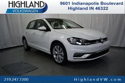 2019_Volkswagen_Golf_SE_ Highland IN